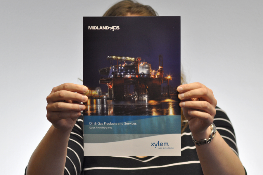 Xylem Quick Find Brochure