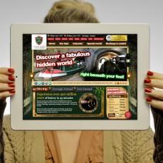Dudley Canal Trust Web Design