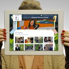 Hargate Primary School Website