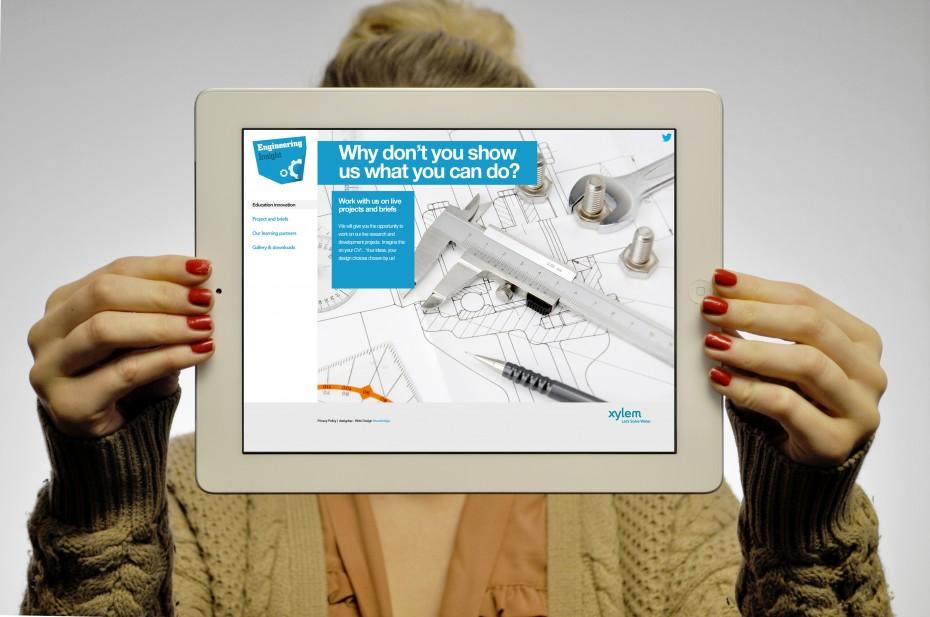 Engineering Insight Website