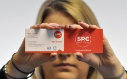 SRC Business card