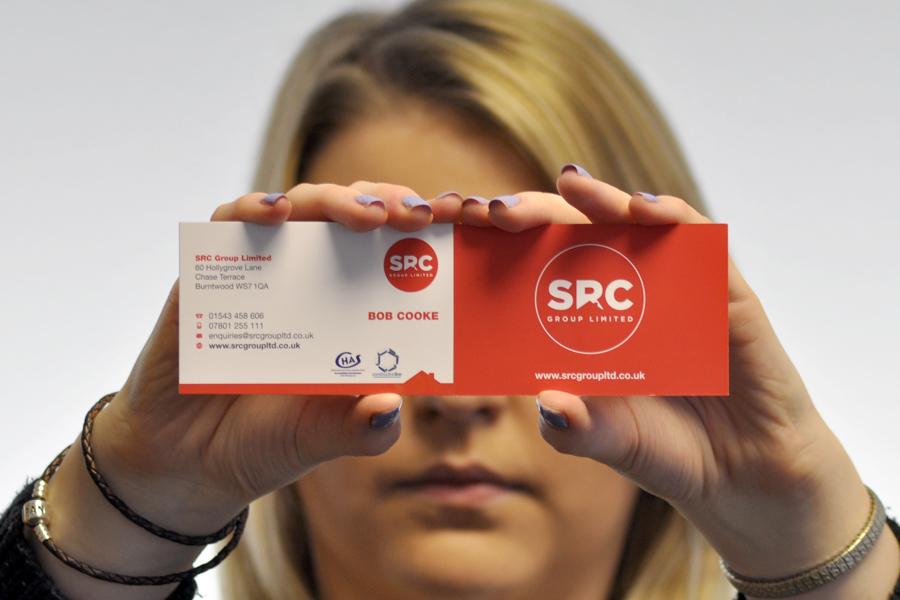 SRC Business card